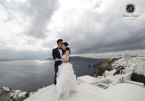 Ideal Wedding Locations For Getting Married In Santorini
