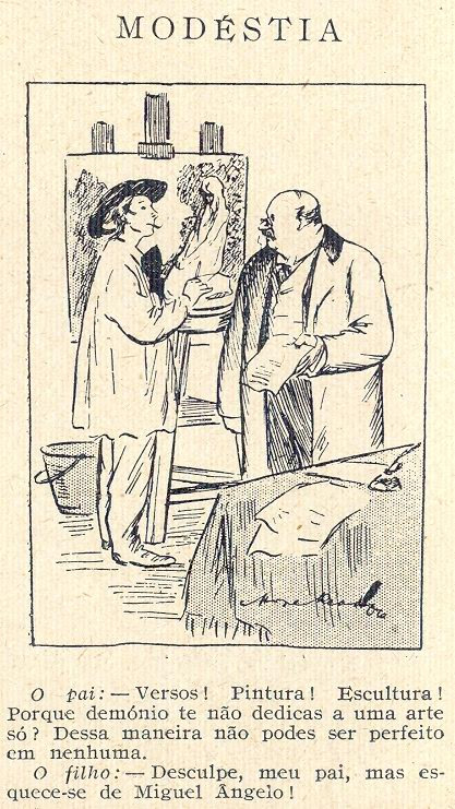 Almanaque Bertrand, 1934 - 55