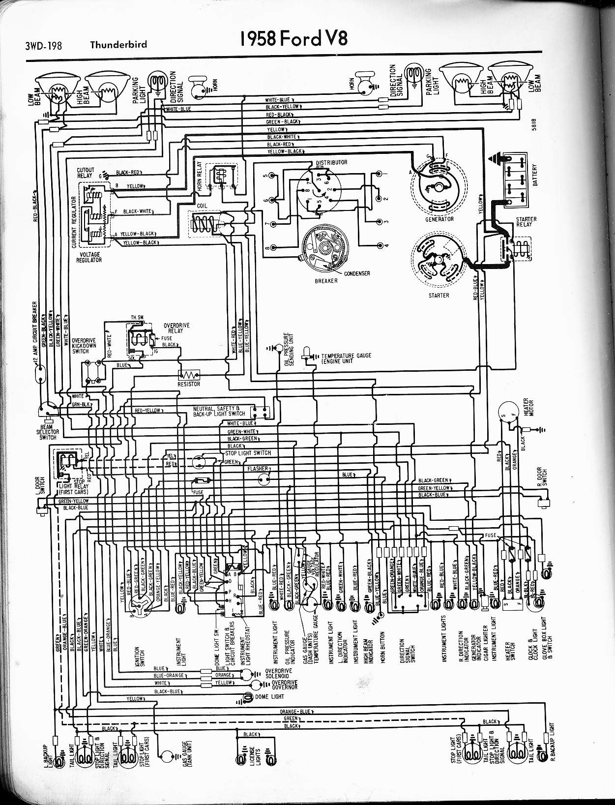 1977 Ford Custom 500 Wiring Diagram Wiring Diagram Starter Starter Pasticceriagele It