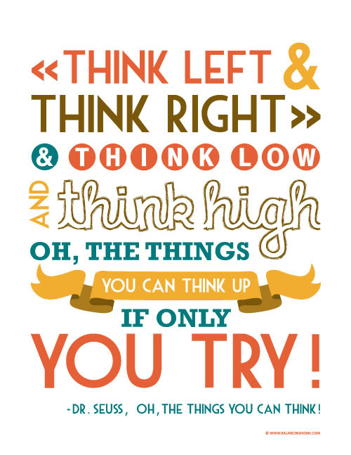 Dr. Seuss Quotes. QuotesGram