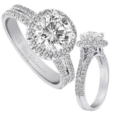 Bridal Collection   18K Gold Diamond Jewelry New York