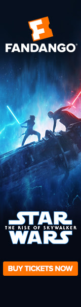 160x600 Star Wars: The Rise of Skywalker in Theaters December 20. Tickets On Sale Now!