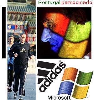 Cavaco Socrates Microsoft Adidas