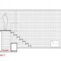 Loft Andrés Borrego / Beriot, Bernardini Arquitectos Section