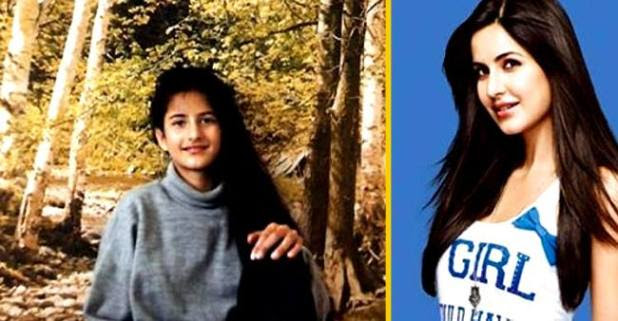 Heartfelt cuteness!! This throwback picture of Katrina Kaif will make your day.