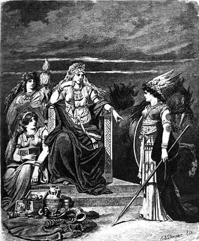 Todos Los Dioses Nórdicos Y Mas Info En Taringa