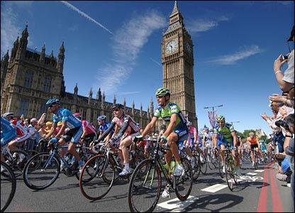 Tour de France at the BBC