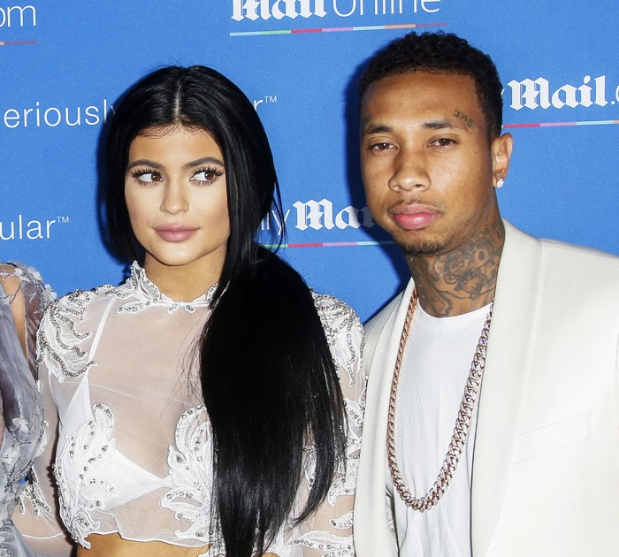 Tyga Accused of Cheating on Kylie Jenner with Transgender