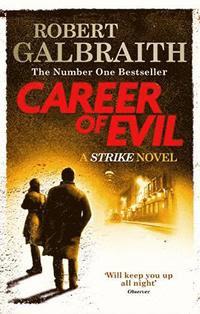 Career of Evil (häftad)