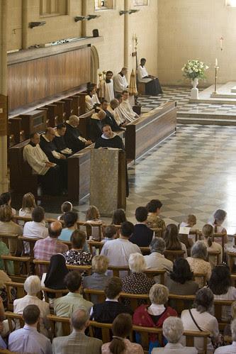 A sermon in Blackfriars