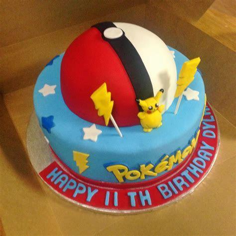 "Cakes by Mindy: 8"" & 12"" Pokemon Cake"