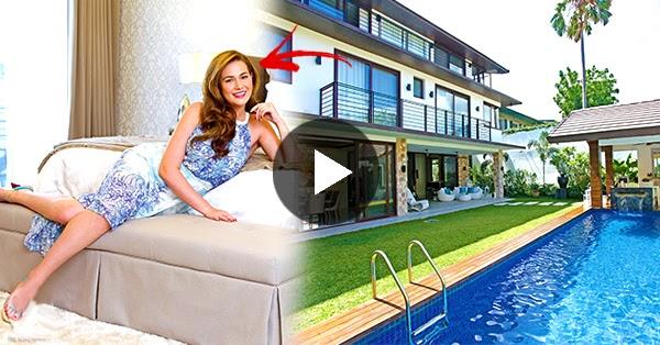 Trending Now Bea Alonzo 39 S Asian Contemporary Dream House