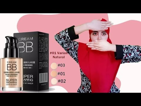 Review BB Cream Foundation Covering Make Up Ajaib