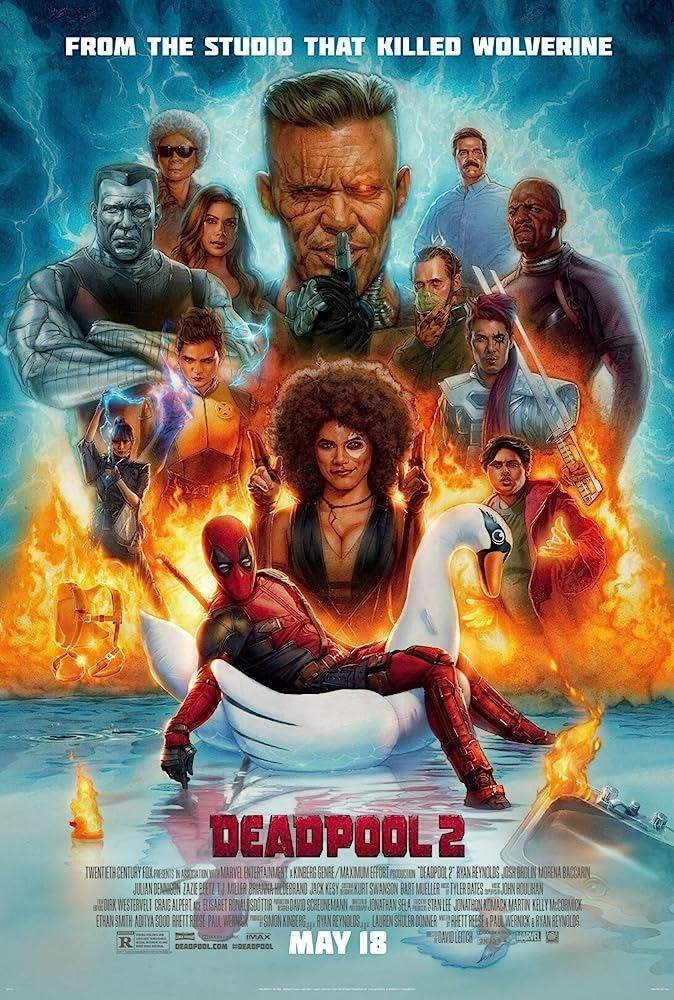Deadpool.2.2018 HD