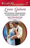 Ruthless Magnate, Convenient Wife (Pregnant Brides, #2) (Harlequin Presents, #2892)