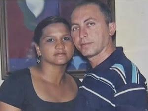 Casal foi preso e filho está foragido (Foto: TV Verdes Mares/Reprodução)