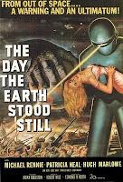 Afiche de 'El día que paralizaron la tierra' (1951)