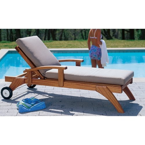 chaise lounge outdoor: Lazy-Days Chaise Chair ...