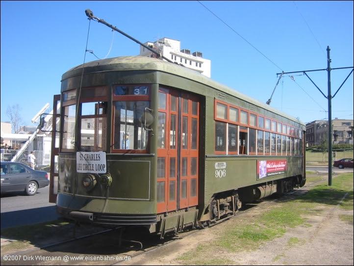 Streetcar 906