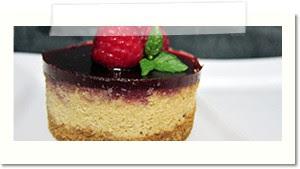 cheesecake framboise vegetalien