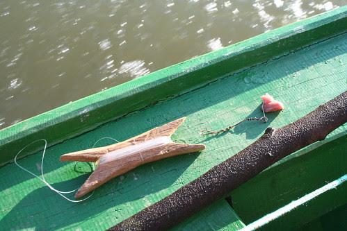 Piranha bait