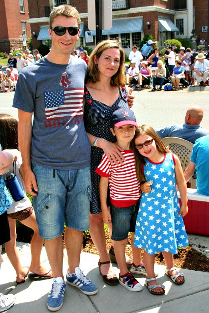 fourth july family