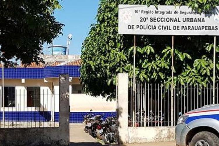 Resultado de imagem para 20ª Seccional Urbana de Polícia Civil de Parauapebas.