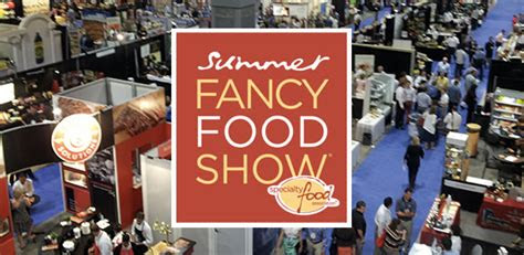 fancy food  york  sante export