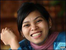 Kartika Sari Dewi Shukarno, 21 Aug 09