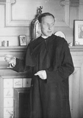 Fr Anthony Ainscough - Ampleforth