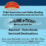 OceanJet Bacolod-Iloilo Route