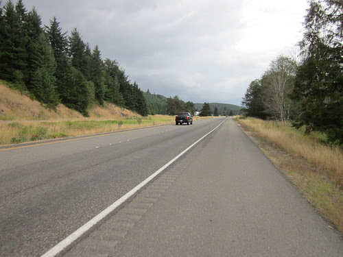10.9 miles of SR-8 toward the end