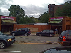 MBTA Back Bay Station - Entrance Across the Street