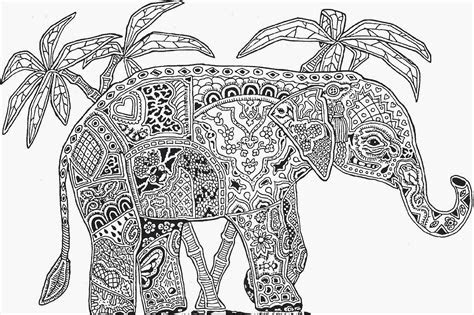animal mandala coloring pages bestofcoloringcom