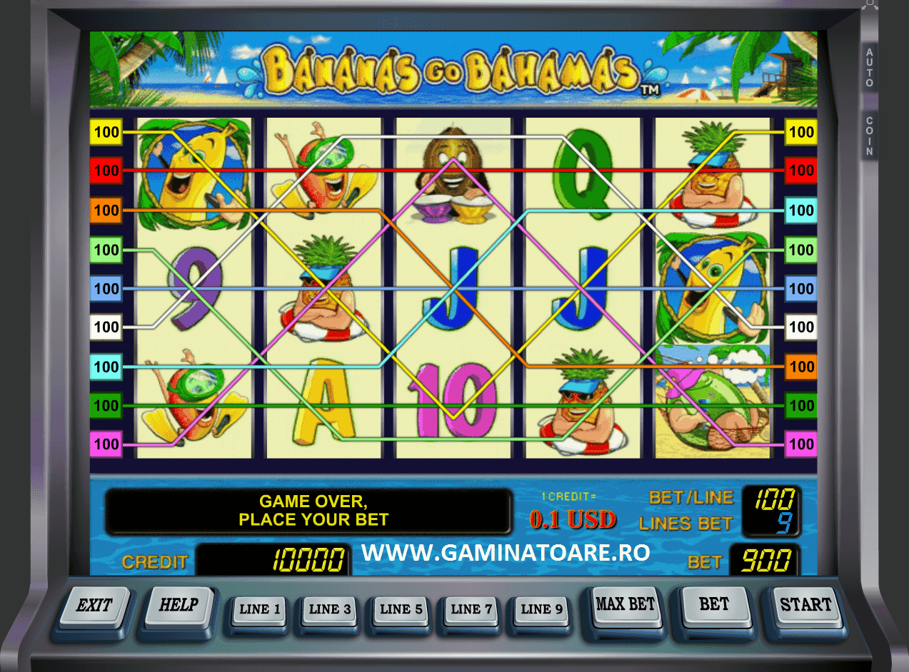 Buffet bananas go bahamas slot machine online novomatic key real]
