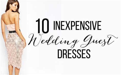 Inexpensive Summer Wedding Guest Dresses ? Bumps and Bottles