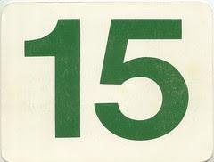 calendrier  15