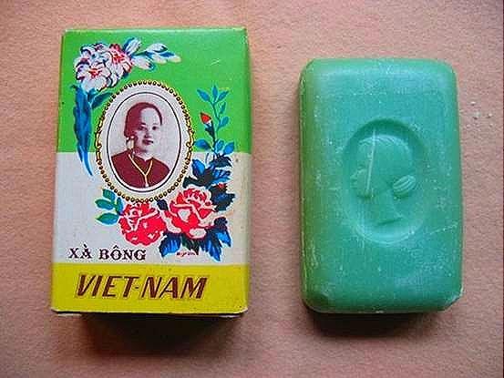 Sài Gòn xưa, xà bông, xà bông Cô Ba, mỹ phẩm