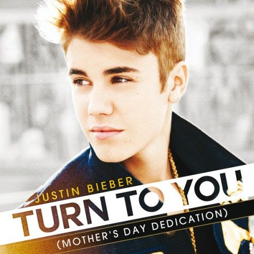 Turn to You (Single Cover), Justin Bieber