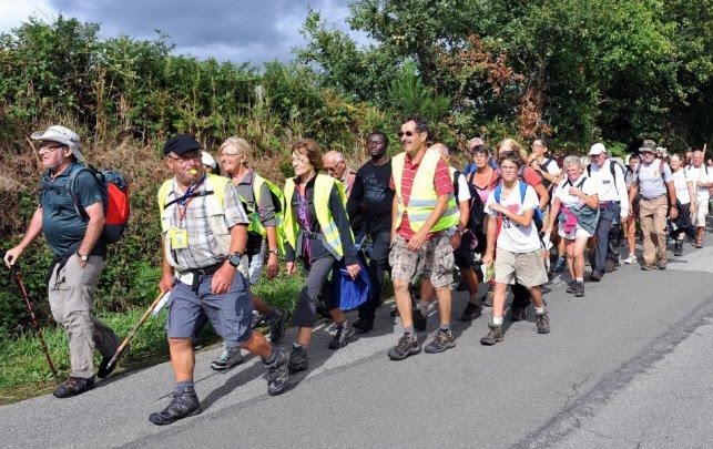 L'année dernière, environ 1.100 personnes sont arrivées à Elven (56) après 27...