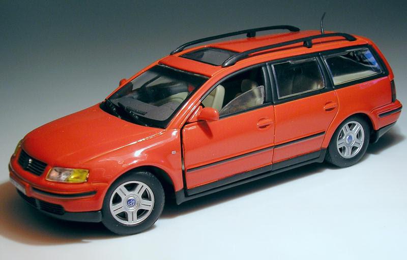 Volkswagen Passat Variant (B5)