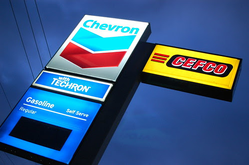 Chevron & Cefco