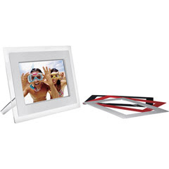 Philips Usa 7ff2m4 7 Digital Photo Frame With Interchangeable