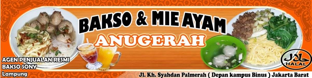 Contoh Spanduk Mie Ayam Bakso - gambar contoh banners