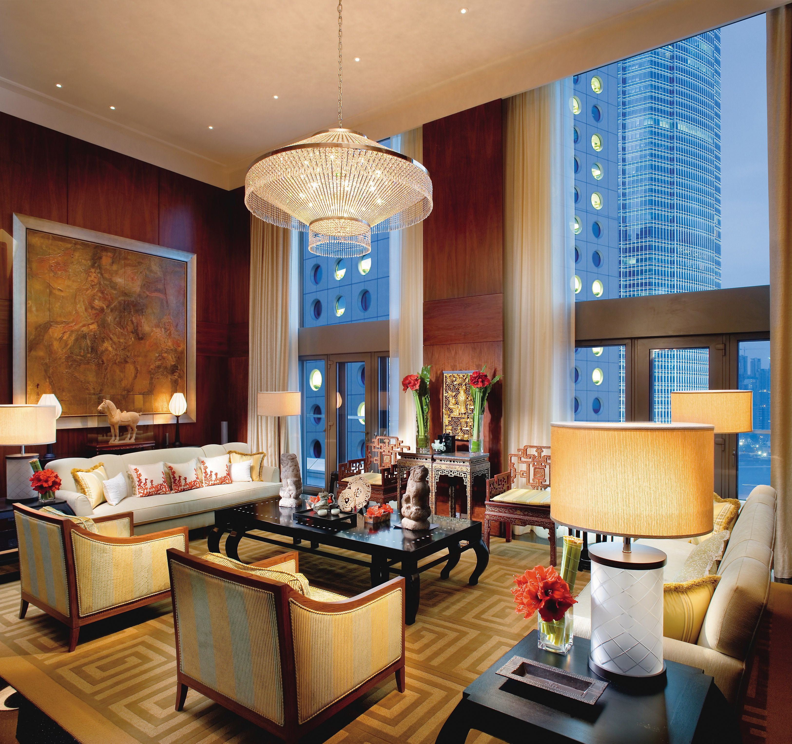 The 6 Most Luxurious Hotel Suites in Hong Kong Photos ...