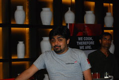 The Master Chef of Blogs Hemal Shah by firoze shakir photographerno1