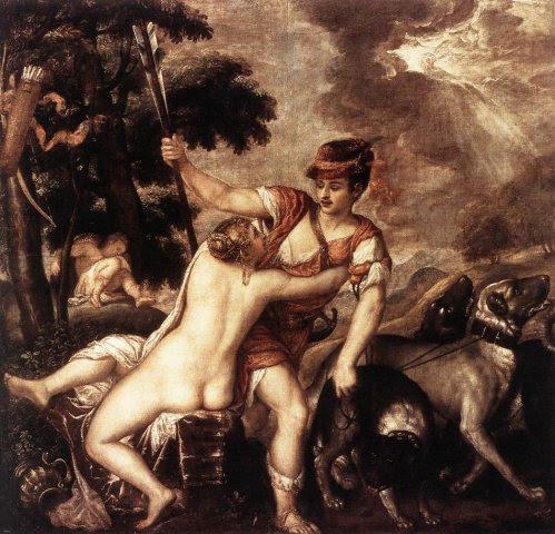 Venus och Adonis