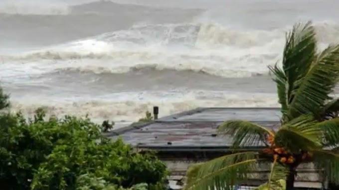 चक्रवाती तूफान में बदल सकता है Yaas, नेवी और एयरफोर्स ने कसी कमर