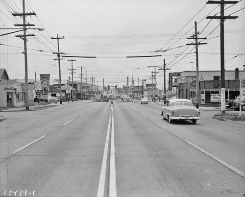15th Avenue NW, 1958