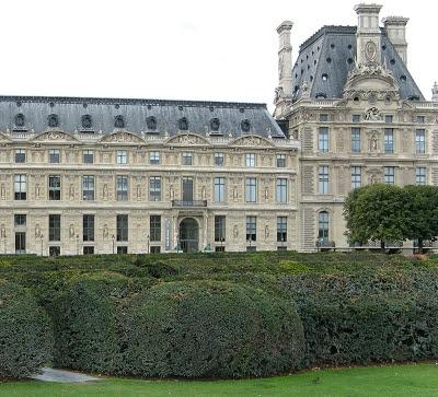 Paris Tuileriengarten Foto Brandt